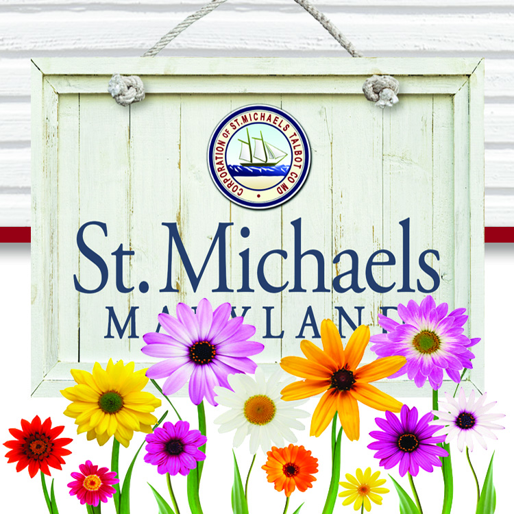 St. Michaels logo Spring FB