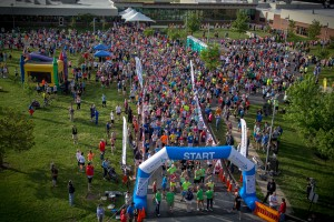 2014 Saint Michaels Running Festival
