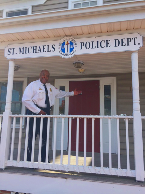 Police Department - Town of St  Michaels